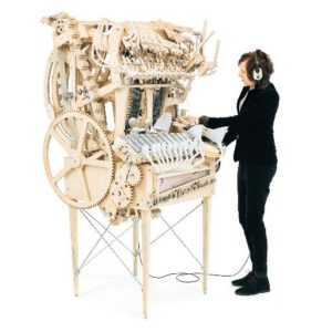 Marble Machine Wintergatan image