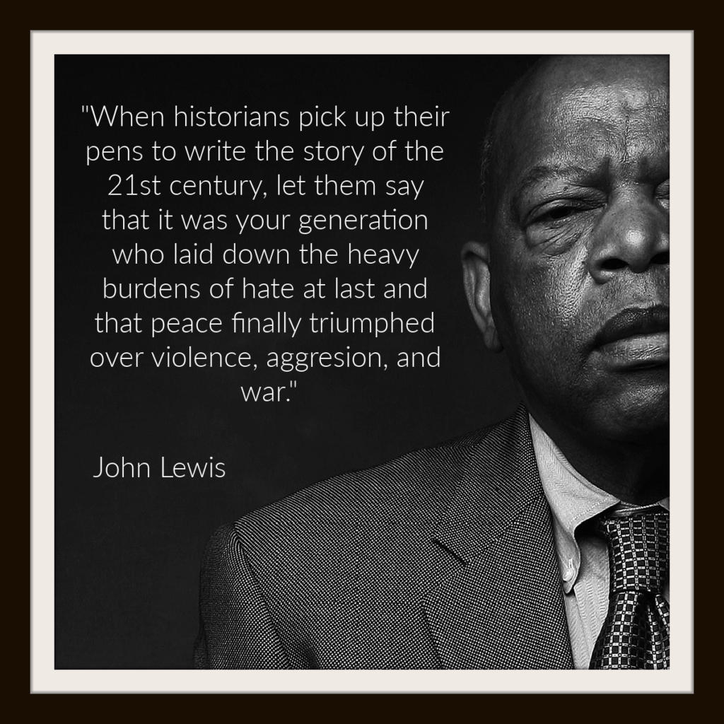 image of Rep John Lewis